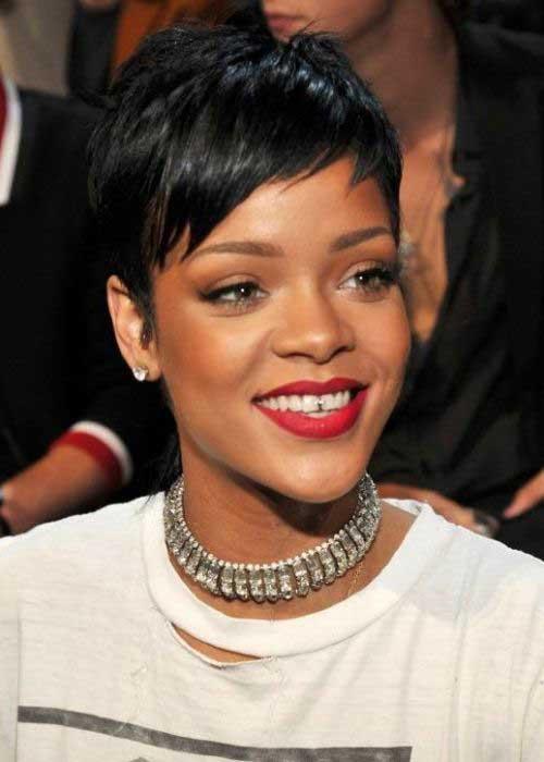 Rihanna Pixie Hair-10