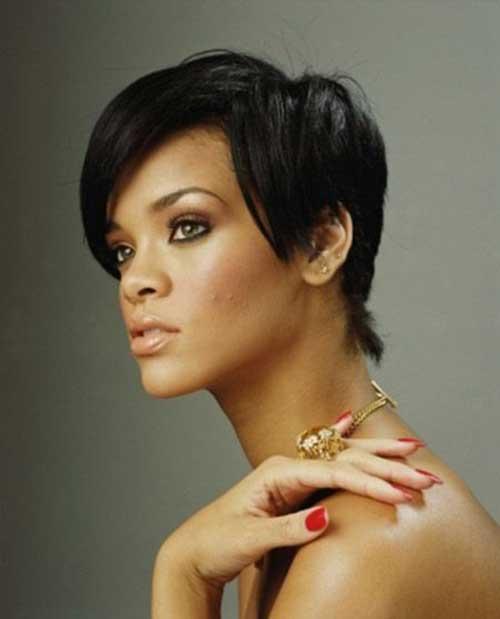 Rihanna Pixie Hair-11