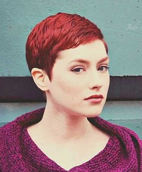 Red Pixie Hair-12