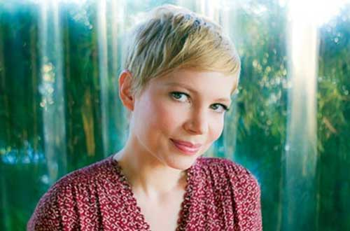 Michelle Williams Pixie Hair-13