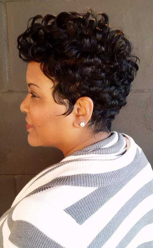 Pixie Curly Hairstyles-14