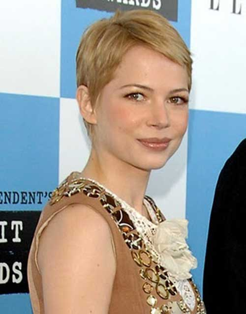 Michelle Williams Pixie Hair-16