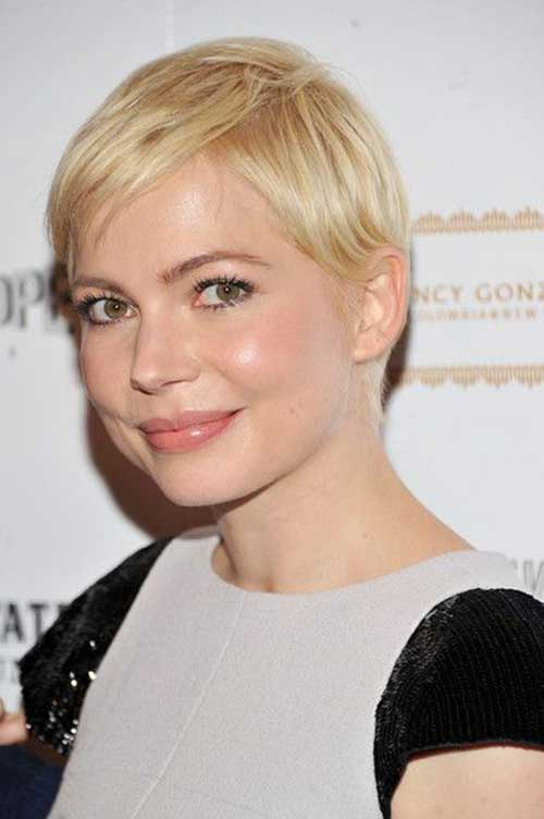 Michelle Williams Pixie Hair-17