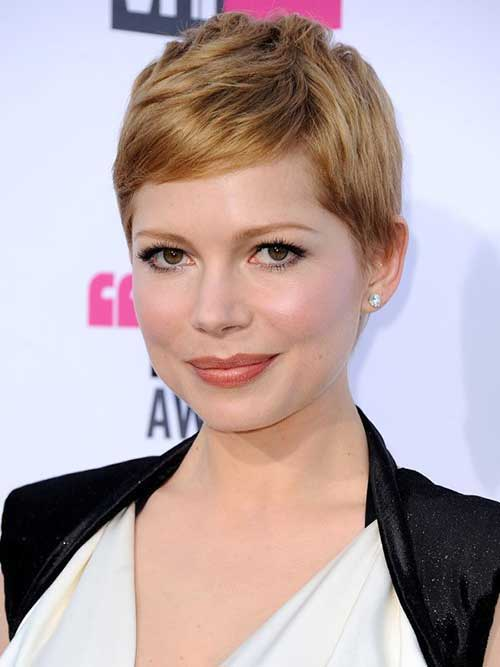 Michelle Williams Pixie Hair-18