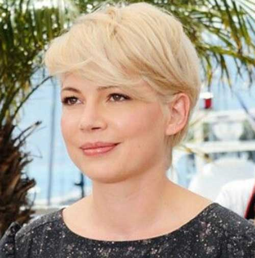 Michelle Williams Pixie Hair-8