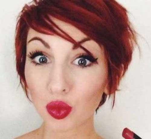 Red Pixie Hair-9