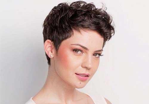 Sensational 20 Best Pixie Curly Hairstyles Pixie Cut 2015 Hairstyles For Men Maxibearus
