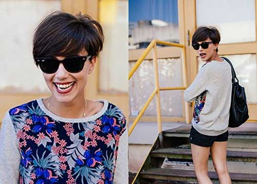 Cute Short Pixie Haircuts-11