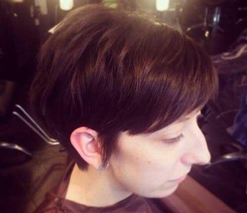 Pixie Cuts Brunette-13