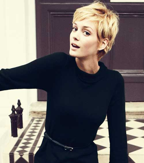 Pixie Blonde Hairstyles-14