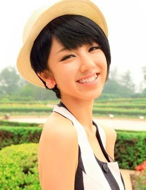 Pixie Cut Asian-15