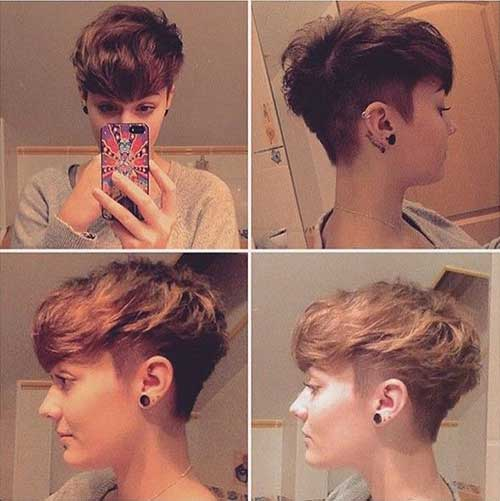 Pixie Haircuts for Wavy Hair-16