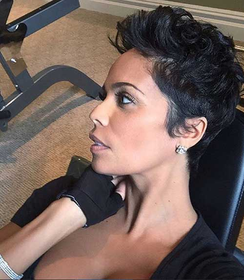 Cute Short Pixie Haircuts-19