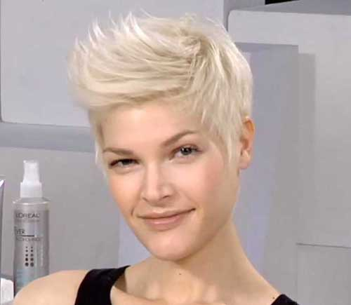 25 New Edgy Pixie Hairstyles | Pixie Cut 2015