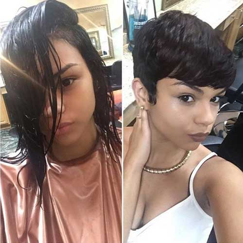 Edgy Pixie Hairstyles-7