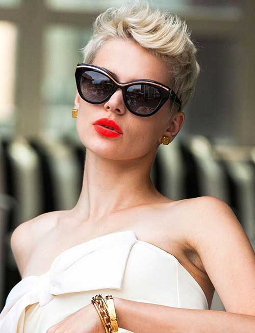 Pixie Blonde Hairstyles-7