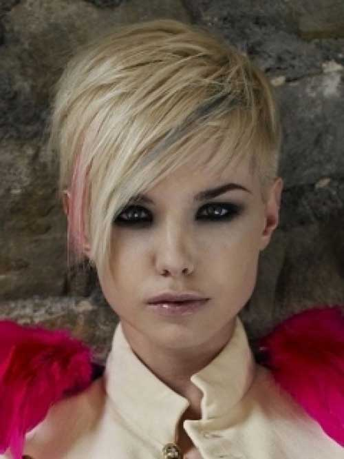 Edgy Pixie Hairstyles-9