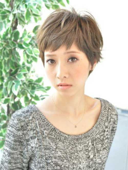 15 Pixie Cut Asian