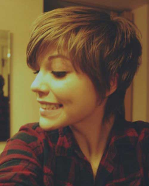 Cute Hairstyles for Pixie Cuts