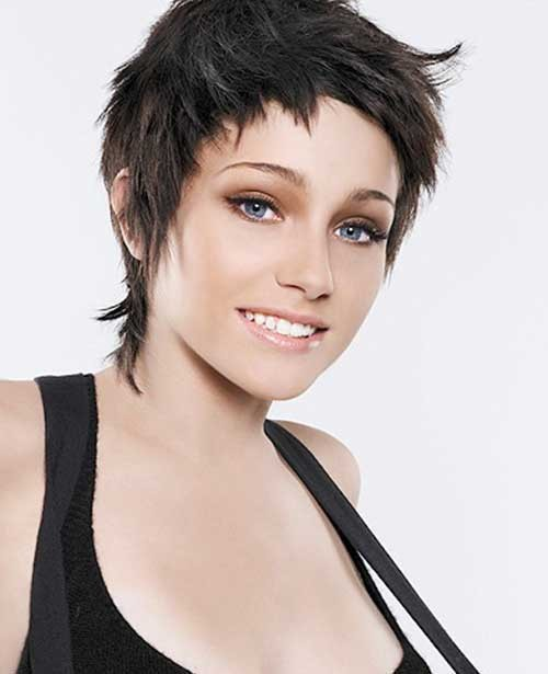 20+ Short Funky Pixie Hairstyles | Pixie Cut 2015
