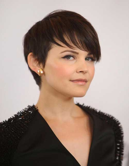 Ginnifer Goodwin Pixie Cuts