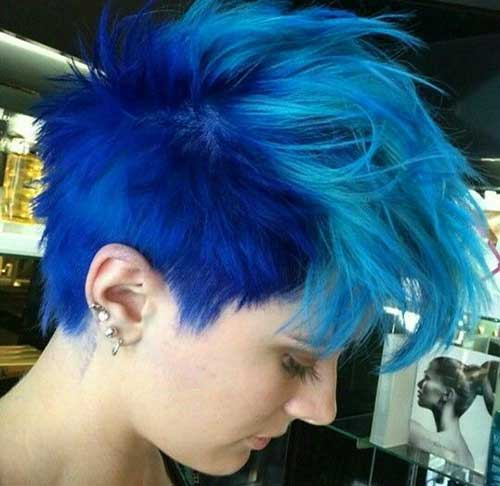 Pixie Cuts And Color-10