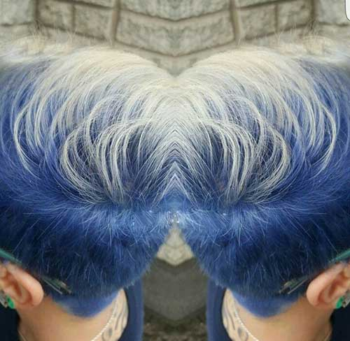 Pixie Cuts And Color-12