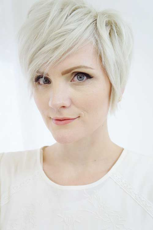 Cool 15 Best Choppy Pixie Cut Pixie Cut 2015 Hairstyle Inspiration Daily Dogsangcom