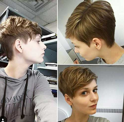 Brown Pixie Cuts-16