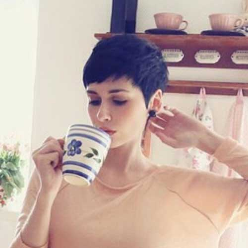 Pixie Cuts And Color-16