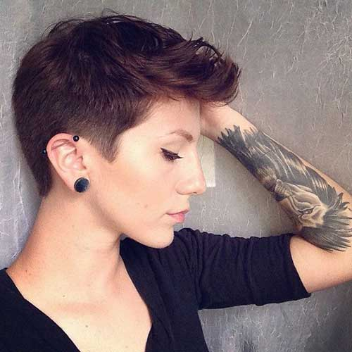 Long Pixie Cut Hairstyles-17