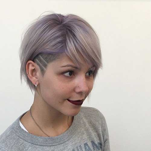 Pixie Cuts And Color-20
