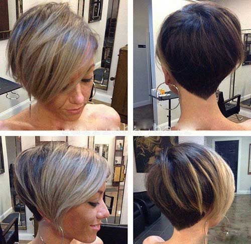 Pixie Cuts And Color-21