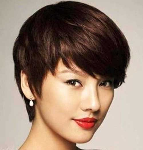 10 Best Pixie Cuts For Thick Hair Pixie Cut 2015