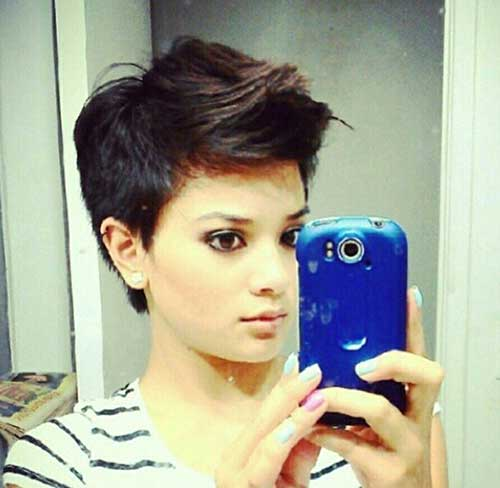 20 brown pixie cuts pixie cut 2015
