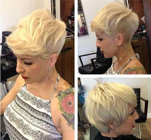 New Asymmetrical Pixie Cuts Pixie Cut 2015
