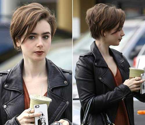 Pixie Cut Hair