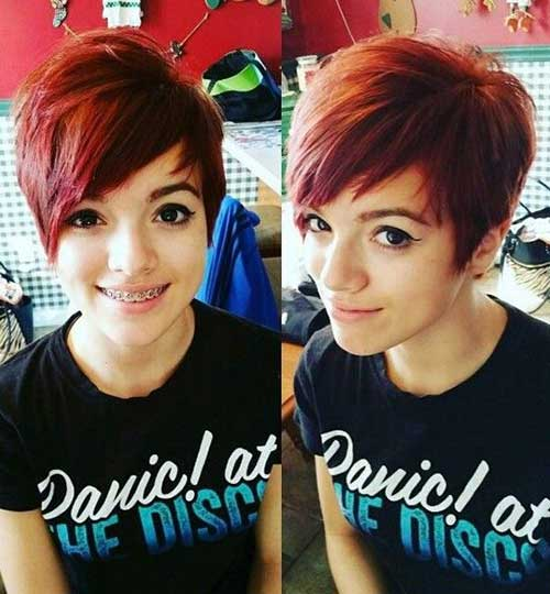 Pixie Haircut Styles