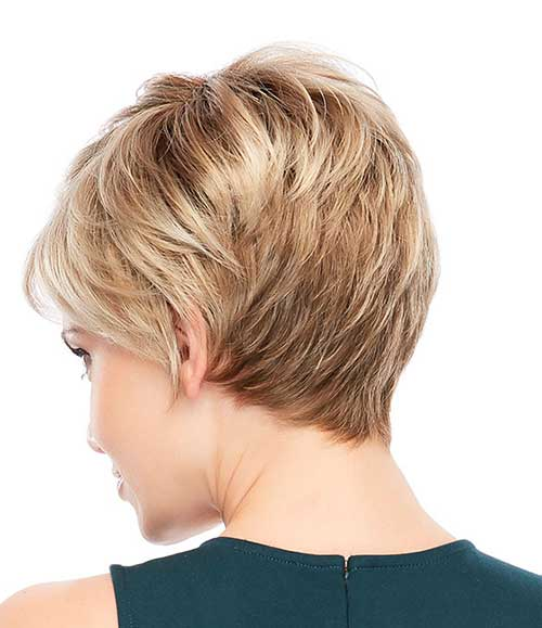 Blonde Pixie Hairstyles Gorgeous Looking
