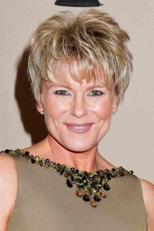 15 Pixie Hairstyles For Older Women Pixie Cut Haircut For 2019