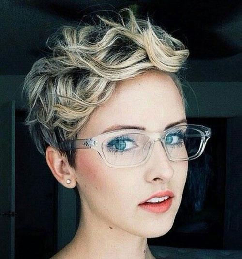 Cute Short Curly Haircuts