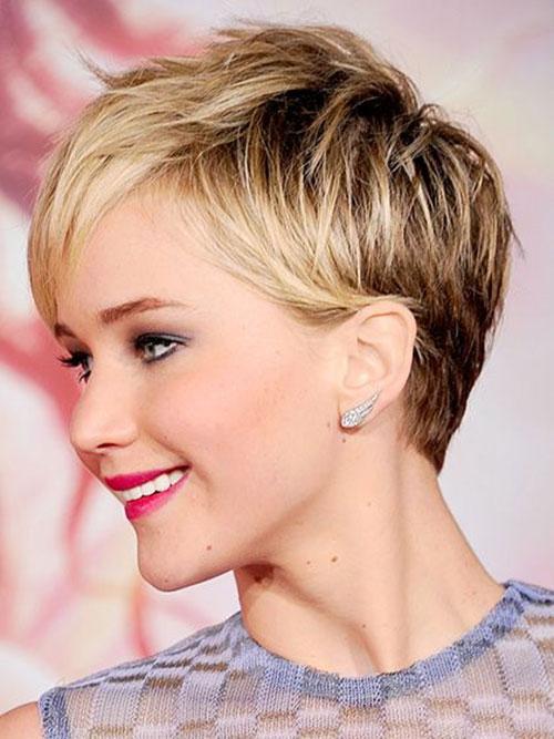 Layered Short Hairstyles