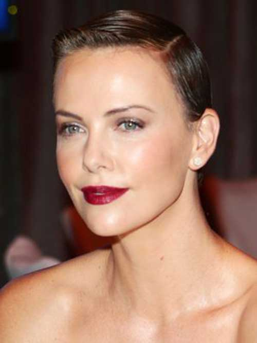 20 Charlize Theron Pixie Hair Pixie Cut Haircut For 2019