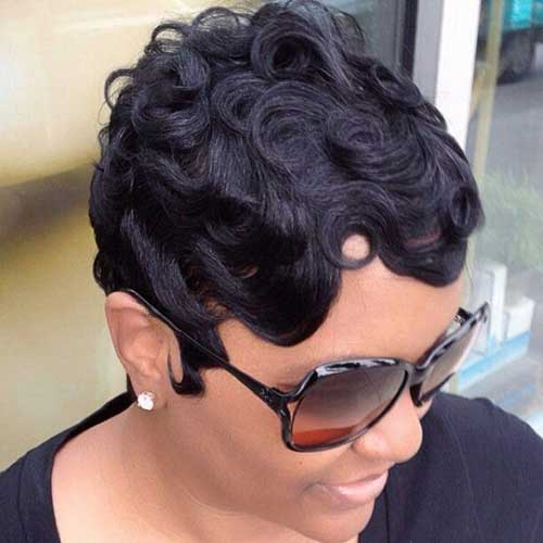 Pixie Cuts for Black Women-11