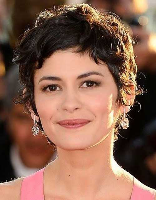 Short Curly Pixie Hairstyles-12