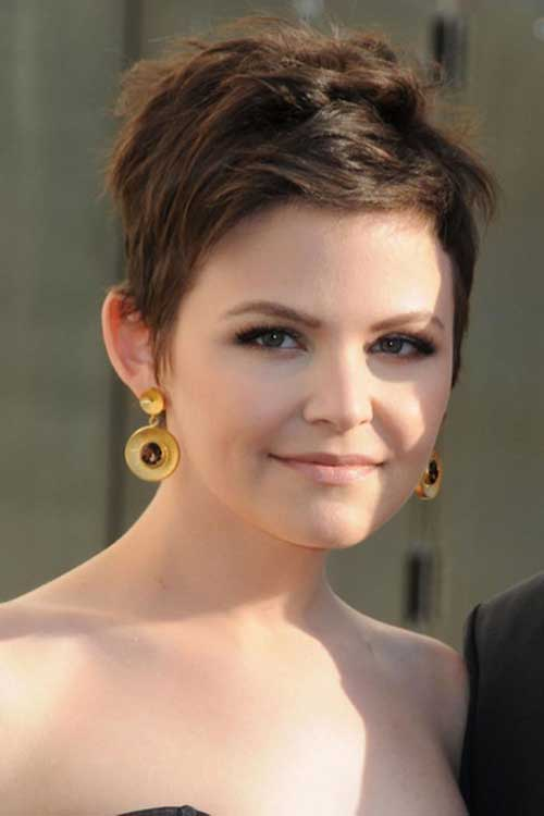 Pixie Cuts for Round Faces-13