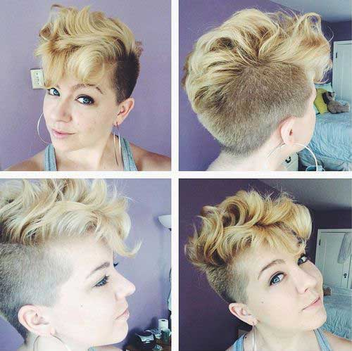 Pixie Cuts with Shaved Side-13