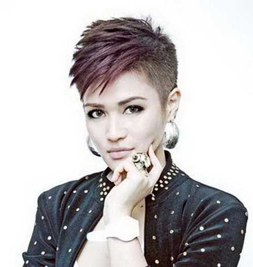 Shaved Pixie Cut-13