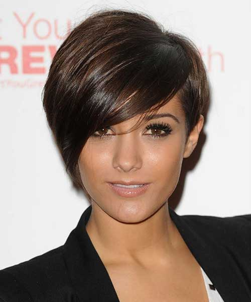 Short Dark Pixie Hairstyles-13