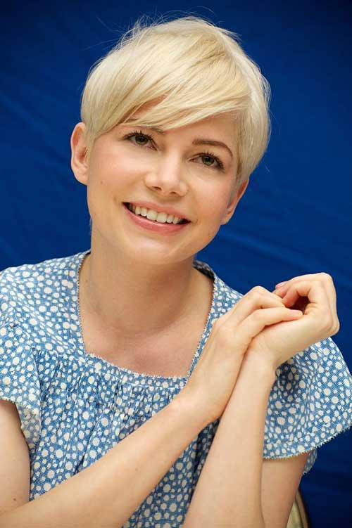 Pixie Cuts for Round Faces-14